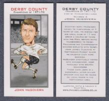 Derby County John McGovern 4